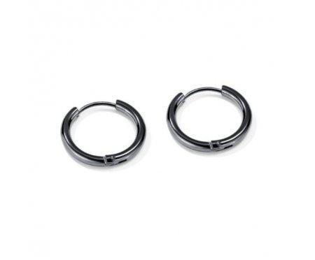 Мужские серьги кольца 21 мм SE1787