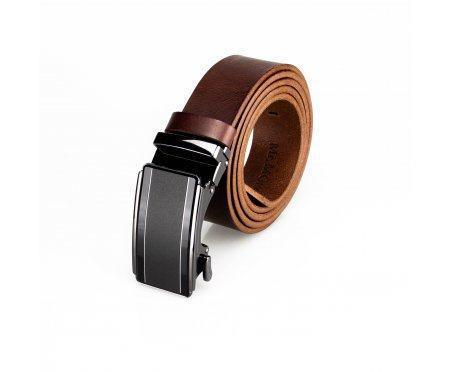 Herry мужской ремень коричневый RB3048