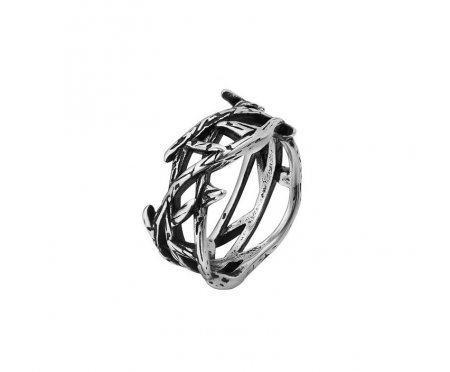 Терновое кольцо из стали R265