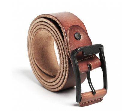 Scandy коричневый ремень ручной работы RB3030
