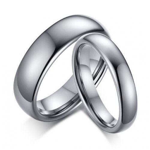 Кольцо из вольфрама обручальное RW1739