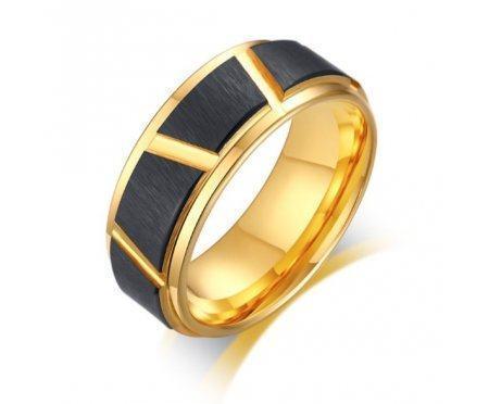Кольцо вольфрамовое RW1742