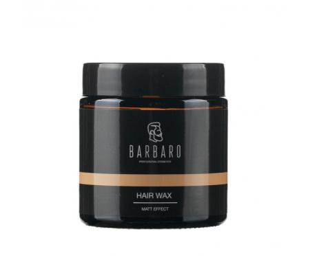 Матовый воск для укладки волос Barbaro SL040