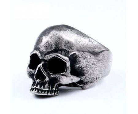 Печатка в виде черепа R311