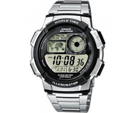 Часы наручные Casio AE-1000WD-1A