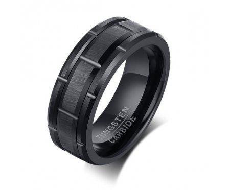 Кольцо из вольфрама RW1743