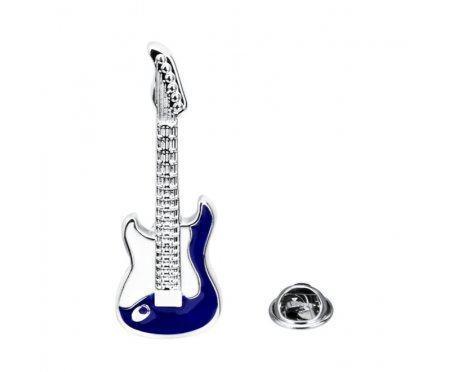 Значок с гитарой Z161