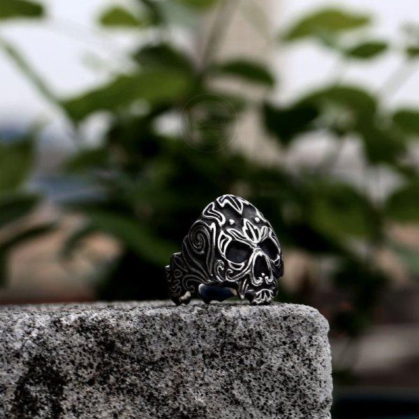 Печатка в виде черепа R294