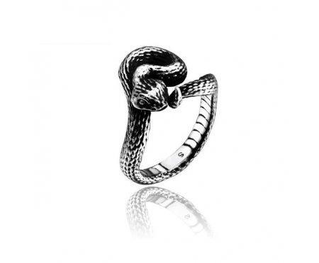 Кольцо в форме змеи из стали R295