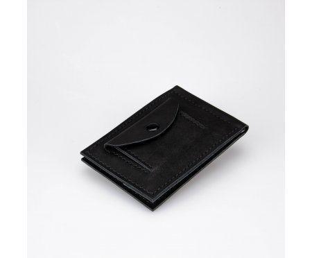 Зажим для денег ручной работы матовый с прорезью Q2011-2