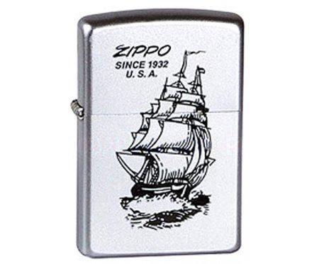 Зажигалка Zippo Boat Since 1932