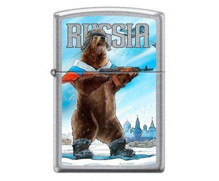 Зажигалка Zippo Bear Zip207b