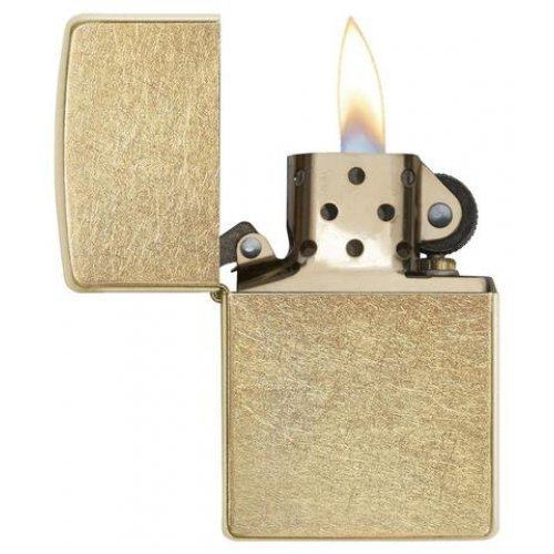 Зажигалка Zippo Gold Dust Zip207G