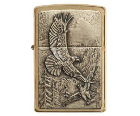 Зажигалка Zippo Eagles Zip20854