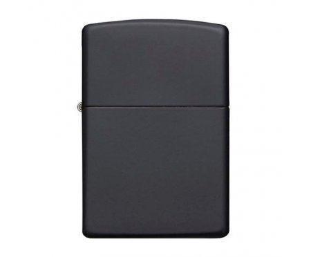 Зажигалка Classic Black Matte Zip218