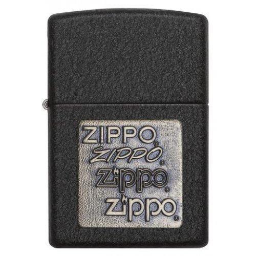 Зажигалка Zippo Black Crackle Zip362