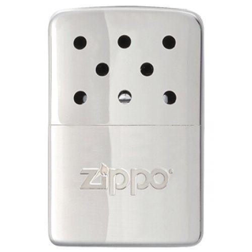 Каталитическая грелка ZIPPO MINI серебристая Zip40360