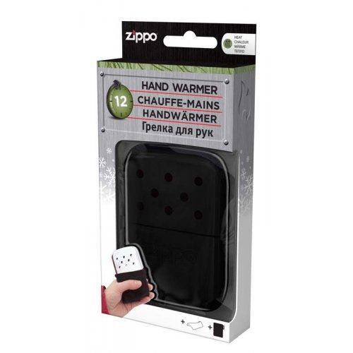Каталитическая грелка ZIPPO черная Zip40368