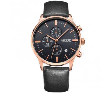 Часы Megir Golden Chrono W0031