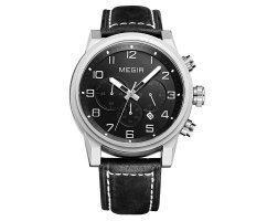 Часы Megir Lukka white W0032