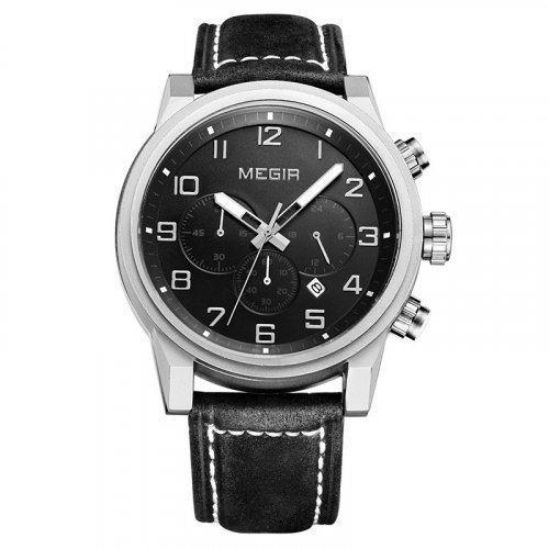 Часы Megir Lukka white