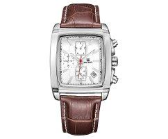 Часы наручные мужские Megir Rimini white W0034