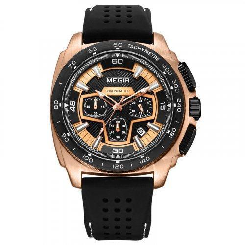 Часы мужские Megir Triest