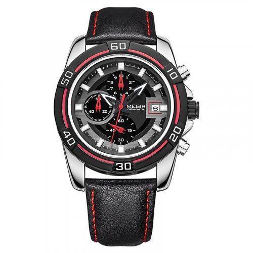 Часы наручные мужские Megir Ferarra