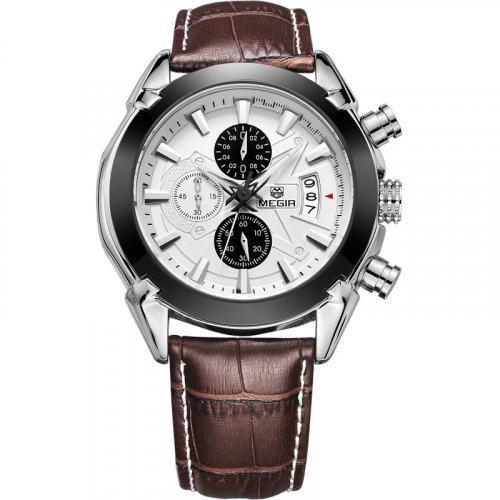 Часы наручные мужские Megir Bergamo