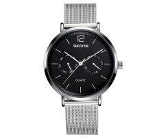 Часы Skone Kanazawa silver W0094