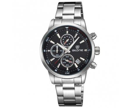 Часы Skone Hanamaki black W085