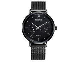 Часы Skone Kanazawa black W095