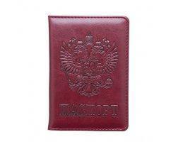 Обложка для паспорта с гербом O22
