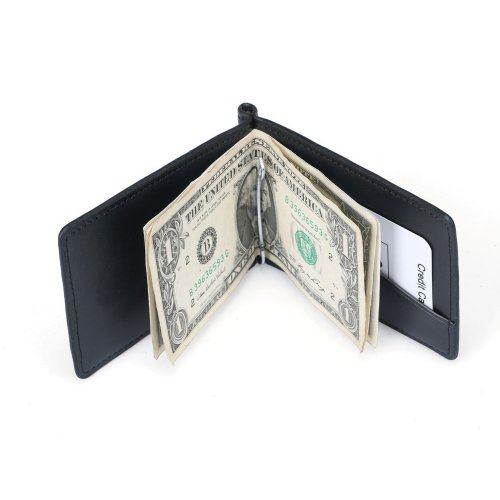 Зажим для денег базовый Вебстер Q1001-1