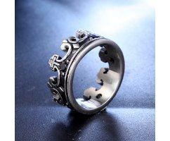 Кольцо в виде короны R201