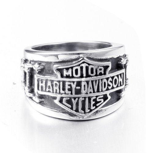 Печатка Harley Davidson R205