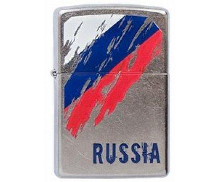 Зажигалка Russia Flag Zip207r