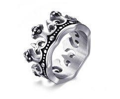 Кольцо в виде короны R192