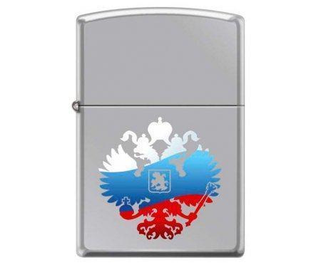 Зажигалка Russian Coat Of Arms Zip260