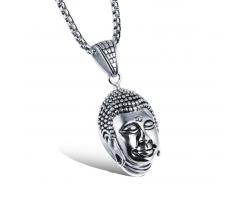 Кулон большой Будда K231