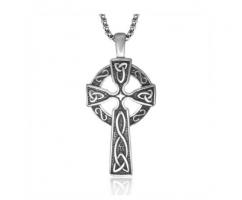 Кулон крест кельтский K098
