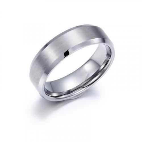 Кольцо из вольфрама