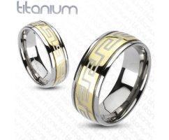 Кольцо титановое SPIKES R3054