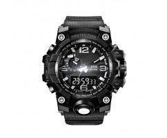 Часы спортивные Trezo black W049