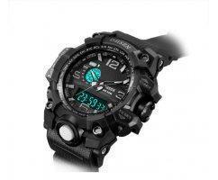 Часы спортивные Zolly black W046