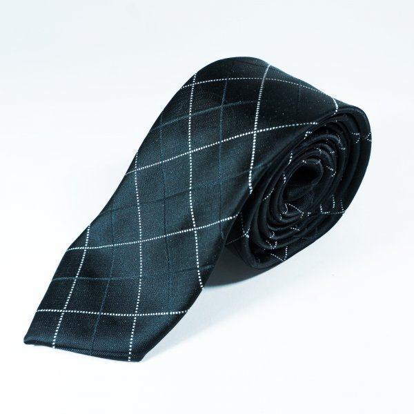 Christian галстук черный NT25