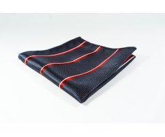 David нагрудный платок в полоску PS15