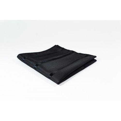 Pierre нагрудный платок в полоску PS26