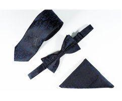 Olivier набор галстук, бабочка, нагрудный платок CP11