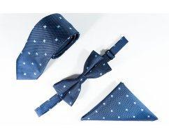 Julien набор галстук, бабочка, нагрудный платок CP12